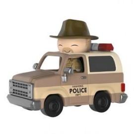 DORBZ Ridez ??? - Stranger Things - Hopper with Deputy Vehicle