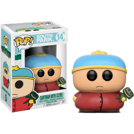 South Park 14 POP - Cartman with Clyde LIMITED