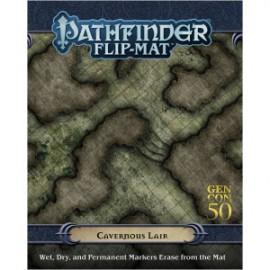 Flip-Mat: Cavernous lair