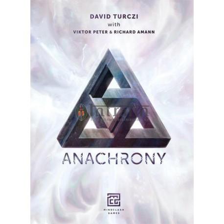 Anachrony boardgame 2nd base EN-GER