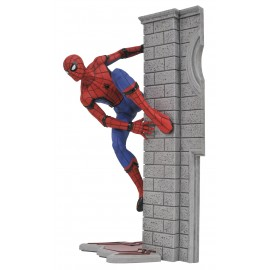 Marvel - Gallery - Homecoming Spider-Man PVC figure