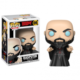 Comics 05 POP - Hellboy - Rasputin