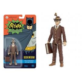 Batman 66 - Action Figure - 1966 Mr Bookworm