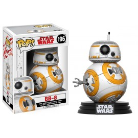 Star Wars 196 POP - Star Wars EP VIII - BB-8