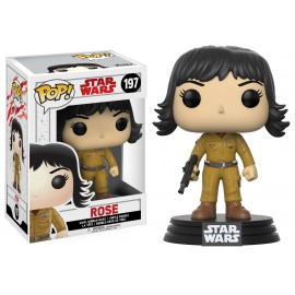 Star Wars 197 POP - Star Wars EP VIII - Rose