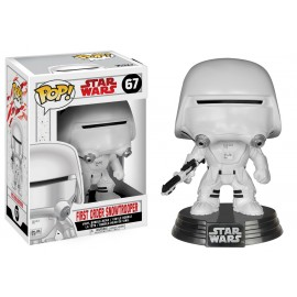 Star Wars 67 POP - Star Wars EP VIII - First Order Snowtrooper