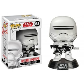 Star Wars 68 POP - Star Wars EP VIII - First Order Flametrooper