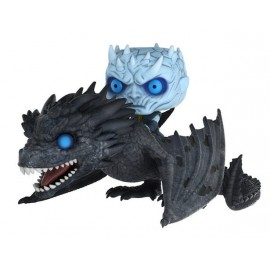 Rides 58 POP - Game of Thrones - Night King on Dragon