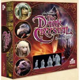 The Dark Crystal boardgame