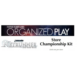 Android: Netrunner 2nd ed LCG Store Championship Kit