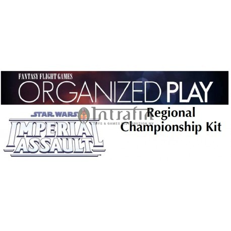 Star Wars Imperial Assault 2017 Regional Championship Kit