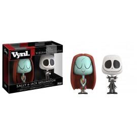 "Vynl. 4"" - NBX - Jack & Sally"