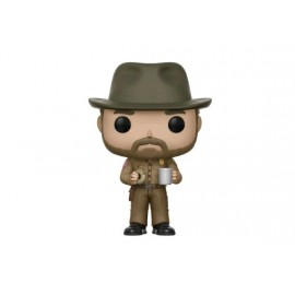Television 512 POP - Stranger Things - Hopper with Donut