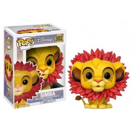 Disney 302 POP - Lion King - Simba Leaf Mane