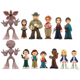 Mystery Mini Figures Display - Stranger Things (12)