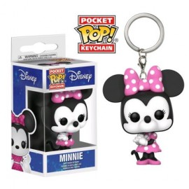 POP Keychain - Disney - Minnie