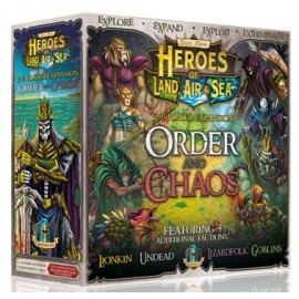 Heroes of Land,Air & Sea: Order and Chaos Expansion