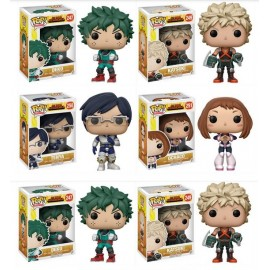 Animation POP - My Hero Academia - Assorted case (6)