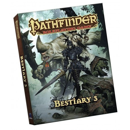 Pathfinder RPG Bestiary 3 Pocket Edition