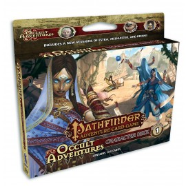 Pathfinder Adventure Card Game: Occult Adventures Character Deck 1