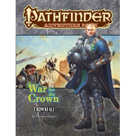 Pathfinder Adventure Path: Crownfall (War for the Crown1of 6)