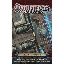 Pathfinder Map Pack: Starship Decks