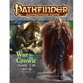 Pathfinder Adventure Path: Songbird, Scion, Saboteur (War for the Crown 2 of 6)