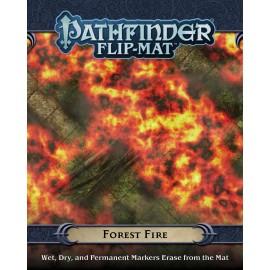 Pathfinder Flip-Mat: Forest Fire