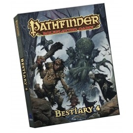 Pathfinder RPG Bestiary 4 Pocket Edition