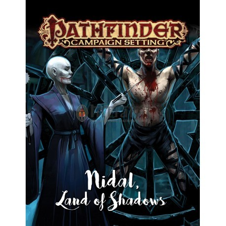Pathfinder Campaign Setting: Nidal, Land of Shadows