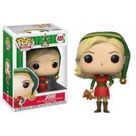 Movies 485 POP - Elf - Jovie Elf Outfit