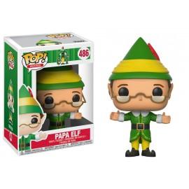 Movies 486 POP - Elf - Papa Elf