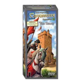 Carcassonne Exp 4: The Tower