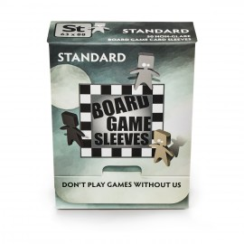 Board Game Sleeves - Standard (fits cards of 63x88mm) (10p)