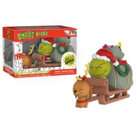 DORBZ Ridez 41 - The Grinch - The Grinch and Max on Sled