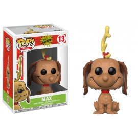 Books 13 POP - The Grinch - Max the Dog