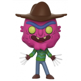 Animation ??? POP - Rick and Morty - Scary Terry