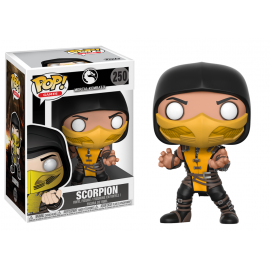 Games 250 POP - Mortal Combat - Scorpion