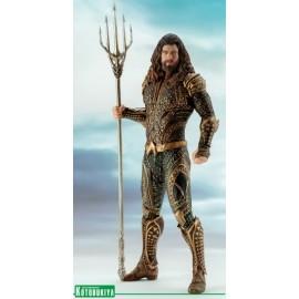 DC Comics - Justice League - Aquaman ARTFX+Statue