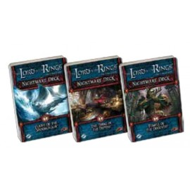 Lord of the Rings LCG: Temple of the Deceived Nightmare Deck