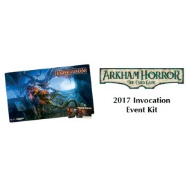 Arkham Horror LCG 2017 Invocation Event Kit