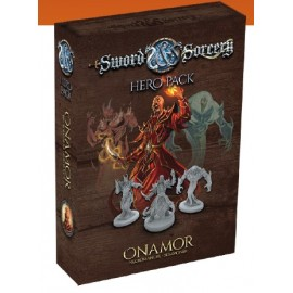 Sword and Sorcery - Onamor Hero Pack