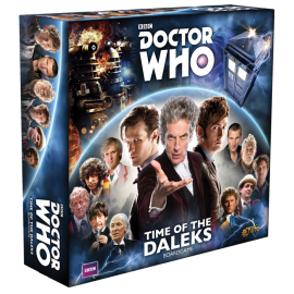 Dr Who: Time of the Daleks boardgame