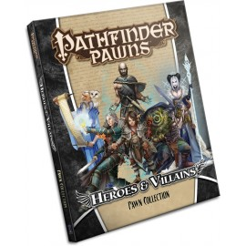 Pathfinder Pawns: Heroes & Villains