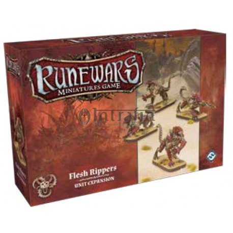 Runewars Miniatures Games: Flesh Rippers Expansion Pack