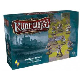 Runewars Miniatures Games: Outland Scouts Expansion Pack