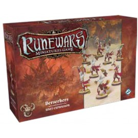 Runewars Miniatures Games: Berserkers Expansion Pack