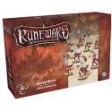 Runewars Miniatures Games: Berserkers Expansion Pack