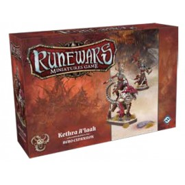 Runewars Miniatures Games: Kethra A'laak Expansion Pack