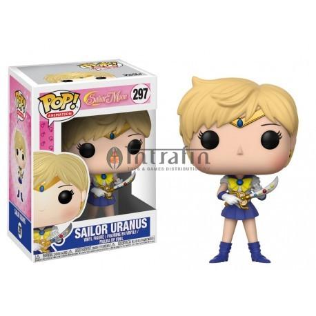 Animation 296 POP - Sailor Moon - Sailor Uranus